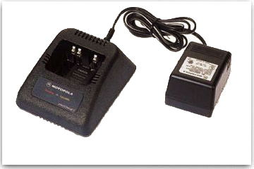 Radio Rental Accessories - Single Charger