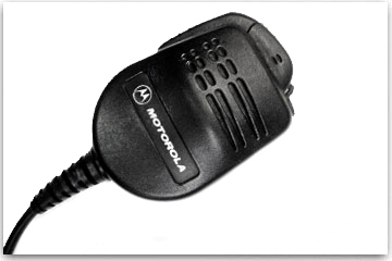 Radio Rental Accessories - Speaker Mic