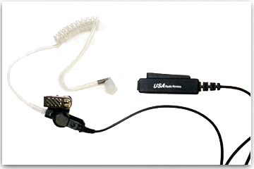 Radio Rental Accessories - Two Wire Surveillance Kit