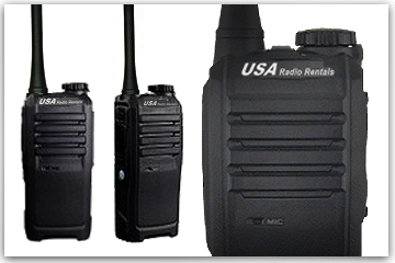 Two Way Radios - USA200