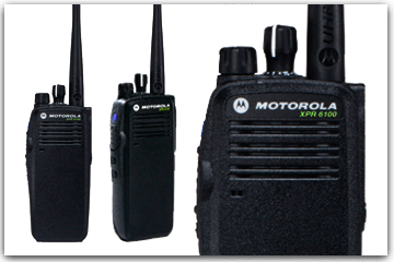 Two Way Radios - XPR 6100