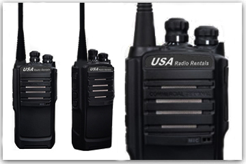 Two Way Radios - USA400